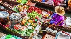 Lokale marktjes erkend als toeristische attractie in Thailand