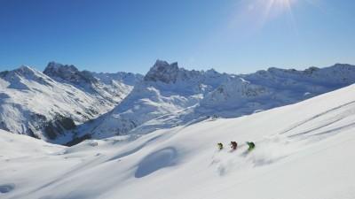 Hoger, groter, steiler: skigebied Tirol in 8 superlatieven