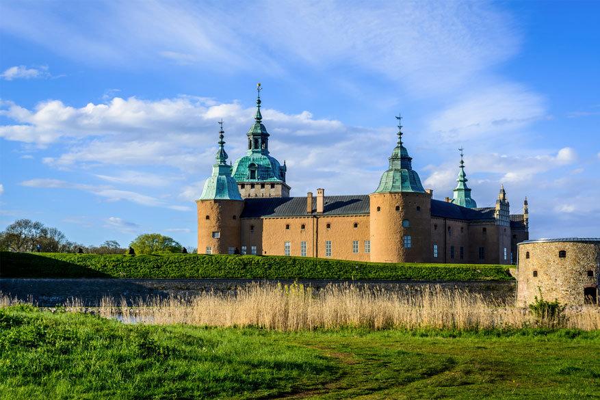 Kalmar Slott © Henrik Gardelin