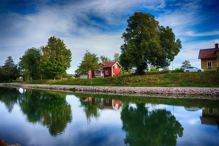 Het Götakanaal © Anders Stolt