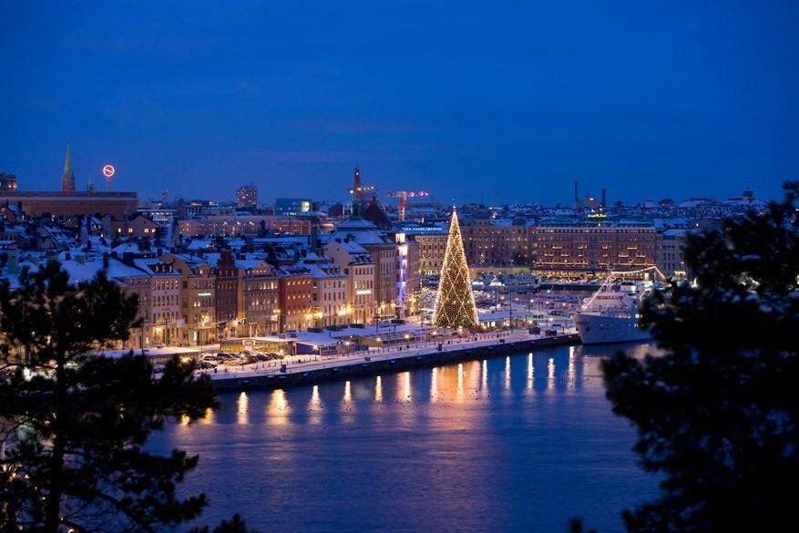 Zweden in kersttijd: de hoogtepunten