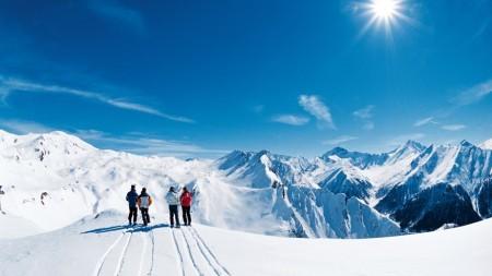 Op zoek naar adrenaline in de Zwitserse bergen