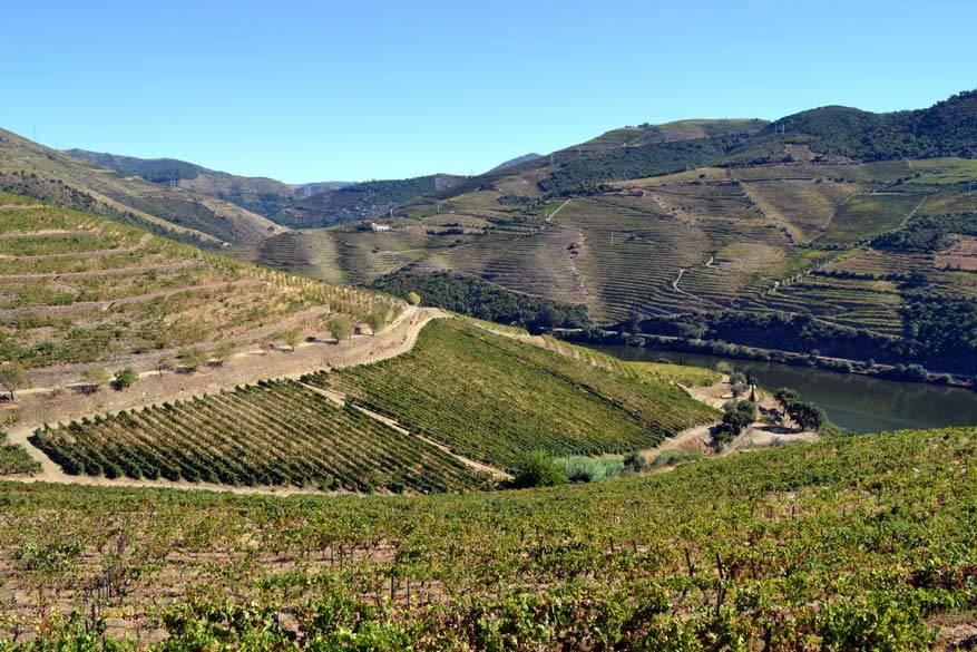 De Dourovallei laat zich op verschillende manieren ontdekken: al wandelend of al fietsend