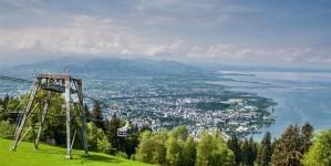 3 x wandelen over de flanken van het Rijndal doorheen Bodensee Vorarlberg