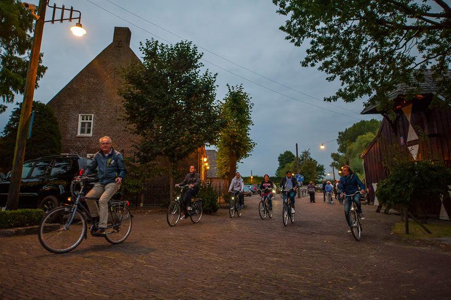 De Van Gogh fietsroutes zijn enorm populair © Visit Brabant