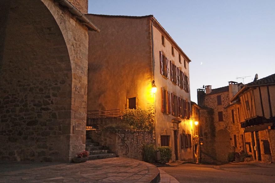 De streek van Aveyron biedt veel charme.