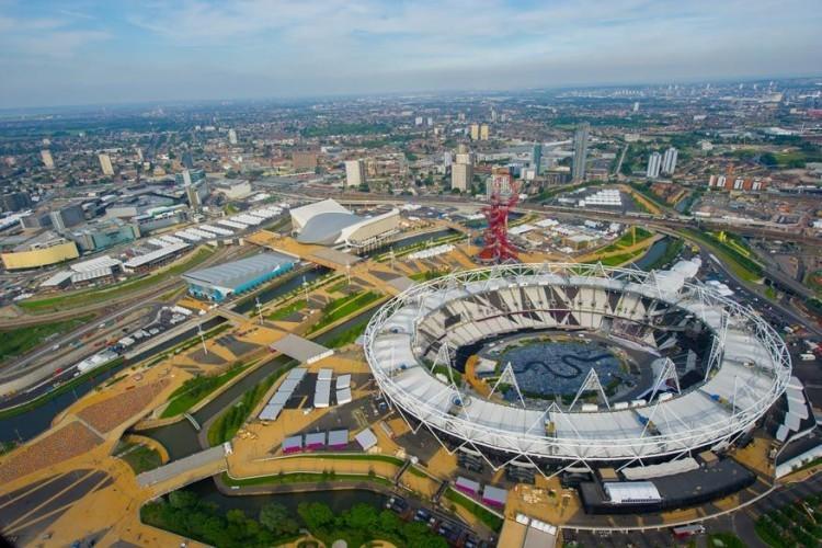 7. IAAF World Championships en IPC Athletics World Championships: de beste atleten van de wereld komen in 2017 naar de hoofdstad van Engeland voor de IAAF en de IPC Wereldkampioenschappen die plaatsvinden in het Queen Elizabeth Olympic Park in Oost-Londen. De tweejaarlijkse evenementen worden voor het eerst samen gehouden in hetzelfde jaar in dezelfde stad, namelijk in juli en augustus 2017. © VisitBritain