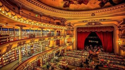 Dit zijn de 16 mooiste boekenwinkels ter wereld
