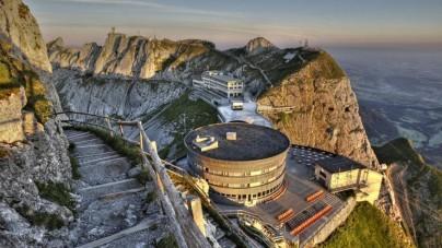De 13 knapste berghotels in de Zwitserse Alpen