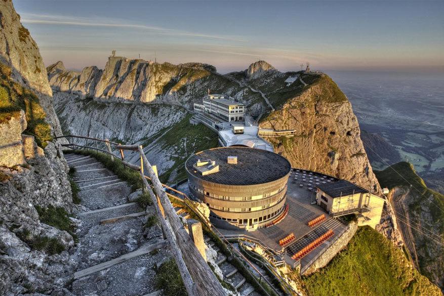 De 13 Knapste Berghotels In De Zwitserse Alpen Reisreporter