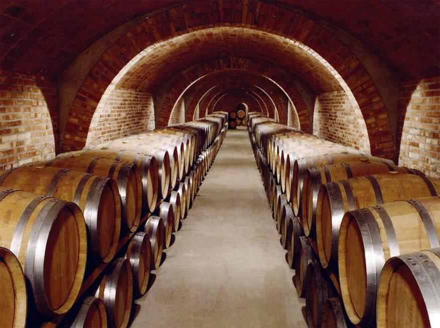 2500 jaar vakmanschap vertaalt zich in 600 wijnhuizen.