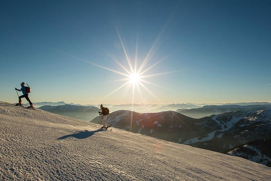 Karinthië: de zonnigste wintersportbestemming van de Alpen