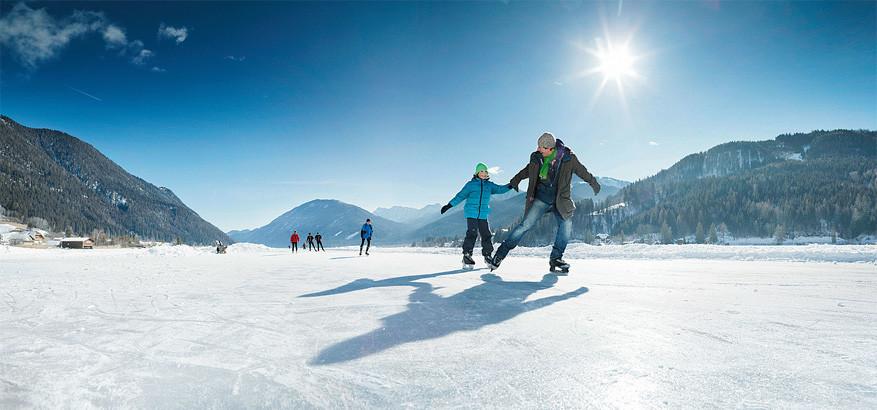 Plezier op de schaatsbaan voor hele gezin!
