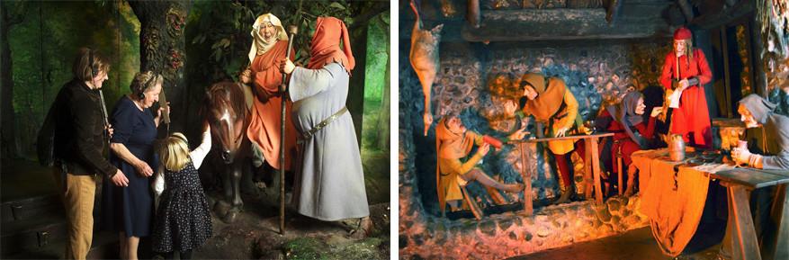 Dompel je onder in de geschiedenis van de Canterbury Tales!