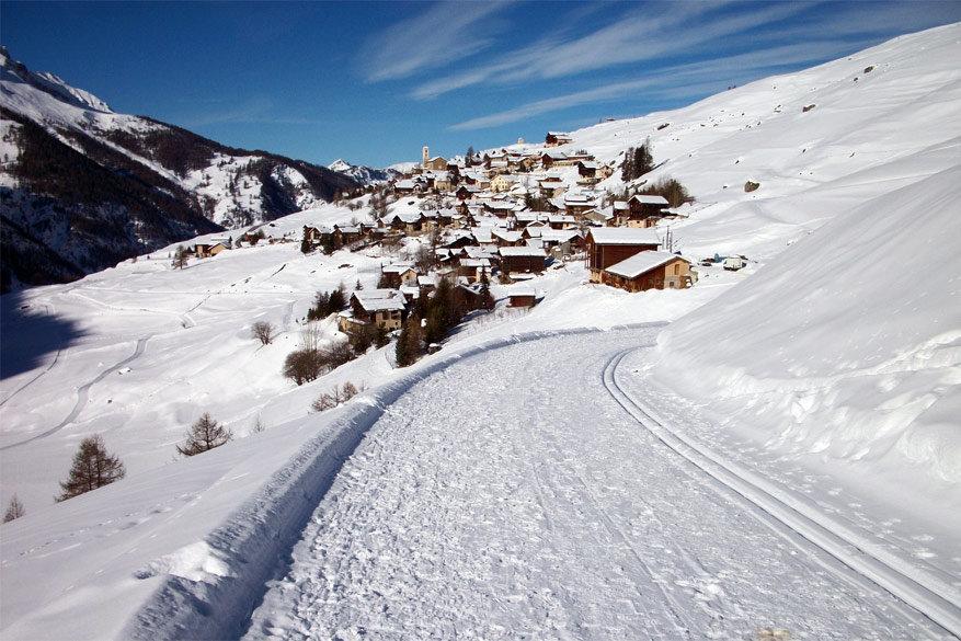 Molines-St-Veran © Rando Hautes Alpes