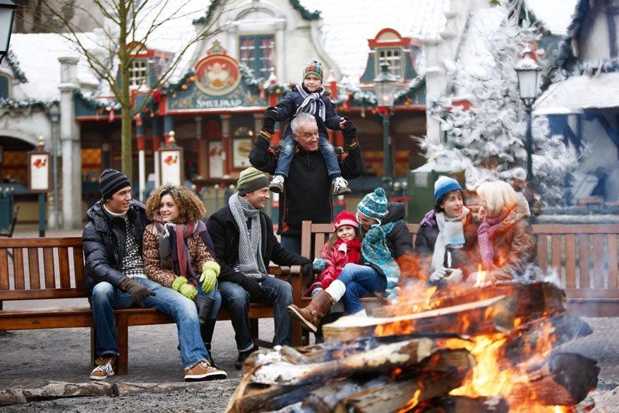 Winter Efteling trakteert 11 weken lang op betoverende sfeer