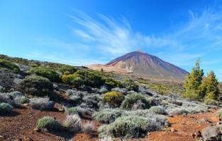 5. Bijna de helft van de oppervlakte van de eilanden is beschermd: de Canarische Eilanden tellen 146 natuurreservaten, wat 40 procent van de oppervlakte van de archipel omvat. Het is echter niet alleen het landschap dat beschermd is. De Canarische Eilanden staan erom bekend dat ze de properste en helderste hemel van Europa hebben. De Gregor-telescoop in het Teide-observatorium op Tenerife, de grootste telescoop ter wereld, en het observatorium Roque de los Muchachos op La Palma zijn beide open voor het grote publiek. © Crowbared via Flickr Creative Commons