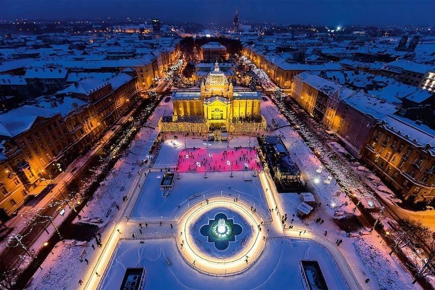 kerst 2018 uitjes Deze bijzondere uitjes maken Kerst in Kroatië compleet   Reisreporter kerst 2018 uitjes
