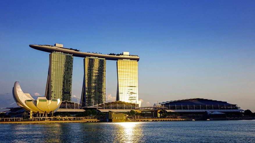 Marina Bay Waterfront in Singapore © Pixabay