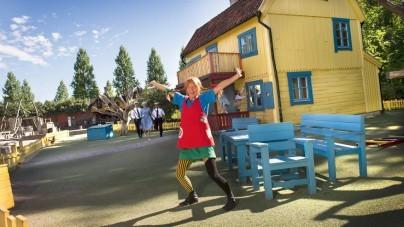 Reis avontuurlijk in het spoor van Pippi Langkous