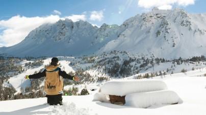Uitdagende ski-ervaringen voor het hele gezin in Franse Vars