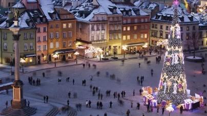 23 adembenemend mooie kerstbomen wereldwijd