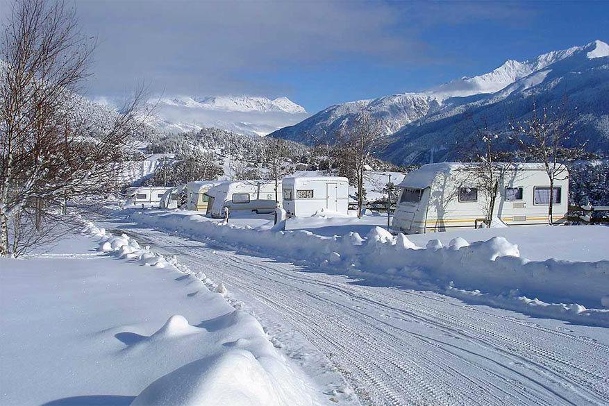 Winterkamperen heeft verrassend veel voordelen. © Savoie Mont-Blanc