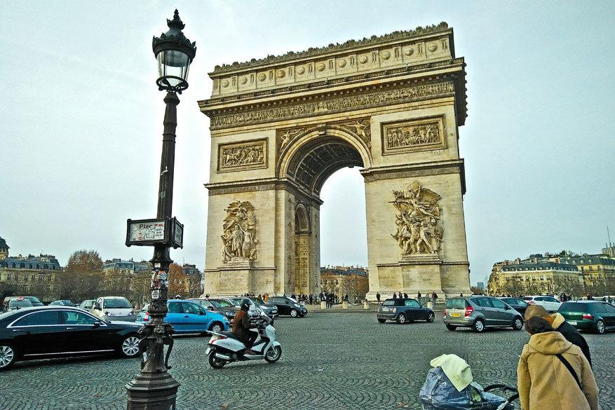 De Arc de Triomphe. © Steven Loockx