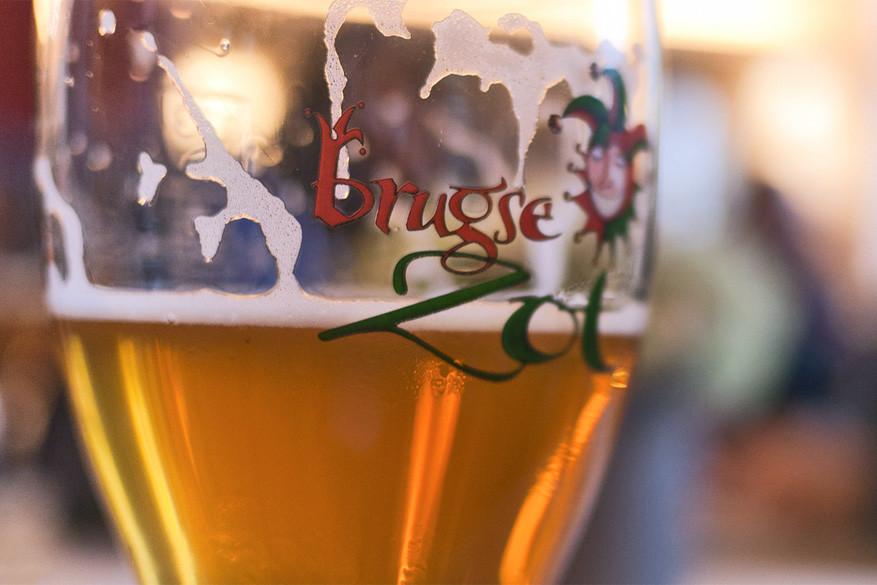 Vergeet niet te proeven van al het lekkers dat Brugge te bieden heeft! © Andrew Whiting via Flickr Creative Commons