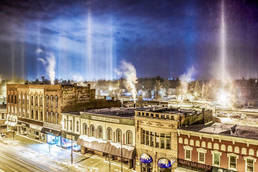 Charlotte, Michigan, Verenigde Staten © Vincent Brady