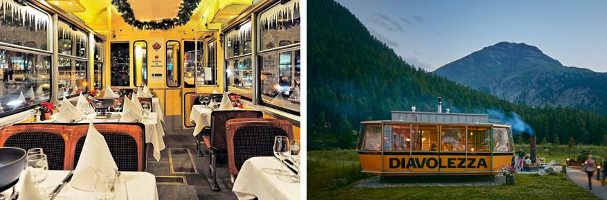 Ook leuk: fondue eten in een tram of een retrogondel! © Toerisme Zürich | © Gondelezza