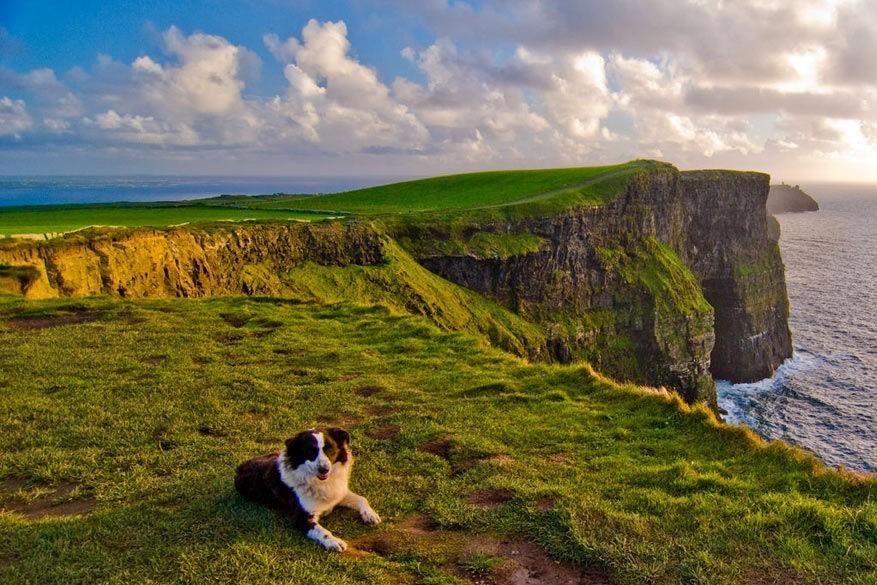 In de ban van romantisch Ierland
