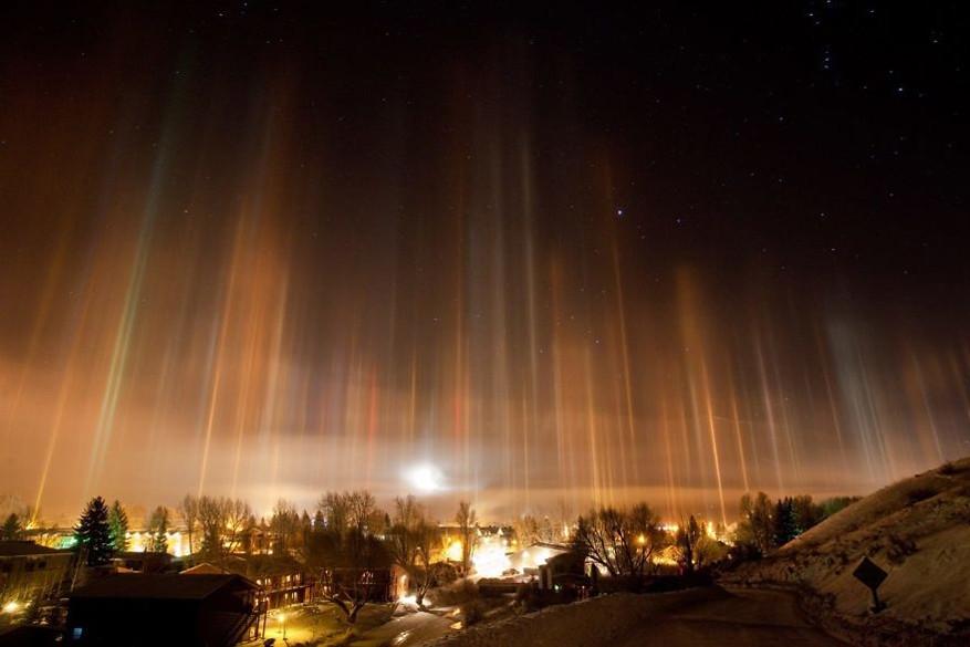 Jackson, Wyoming, Verenigde Staten © Tristan Greszko