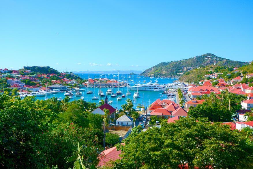 Wie luxe en rust zoekt, vindt zijn gading op het eiland Saint Barthélemy.
