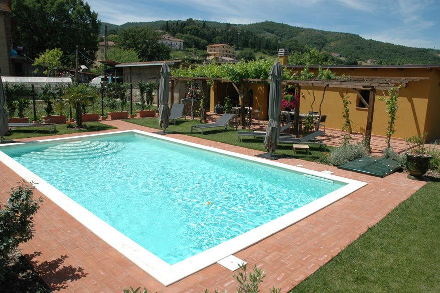 Casa d'Oro in het Italiaanse Umbrië is de beste Belgische B&B van Zuid-Europa.