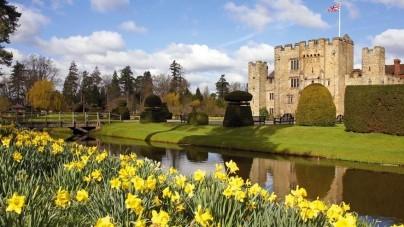 9 op en top romantische ervaringen in Kent