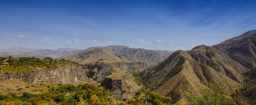 Armanië heeft een overweldigende natuur!