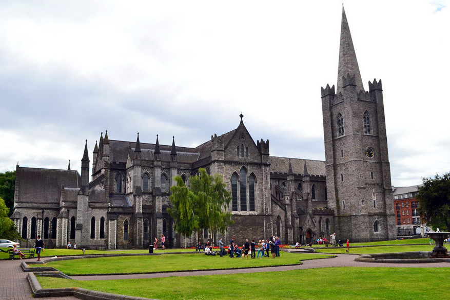 St. Patricks's Cathedral. © Kiënta Martens