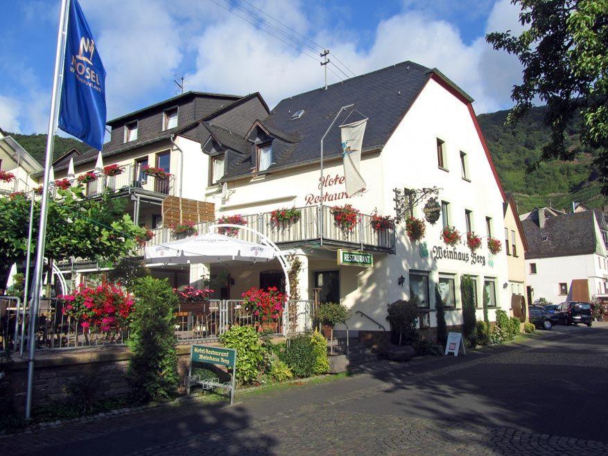 Weinhaus Berg in Bremm