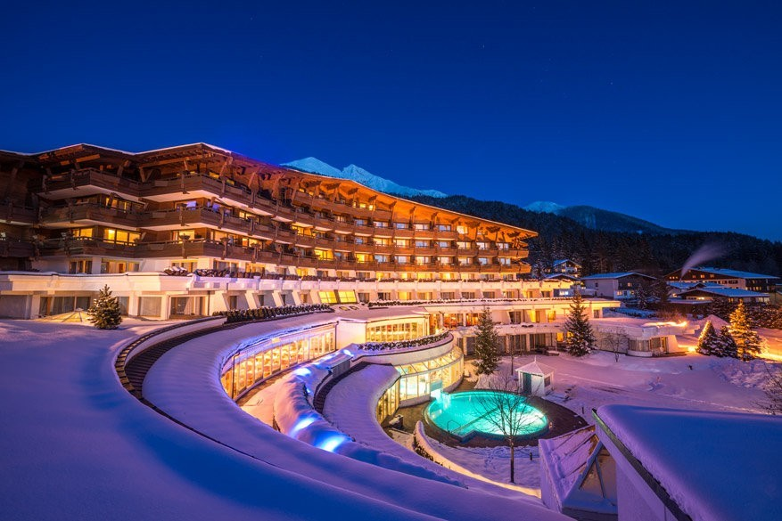 Rust, rustig, rustiger op wintervakantie in Krumers Alpin Resort