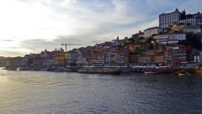 Kuieren door tegeltjesstad Porto