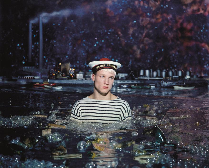 Dans le port du Havre, 1998 © Pierre & Gilles