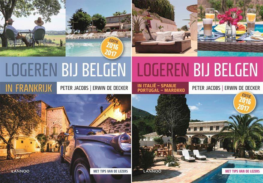 De nieuwe editie Logeren bij Belgen.
