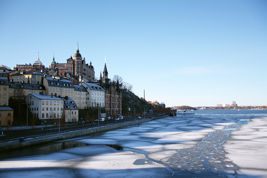 Ijzig maar hartverwarmend Stockholm