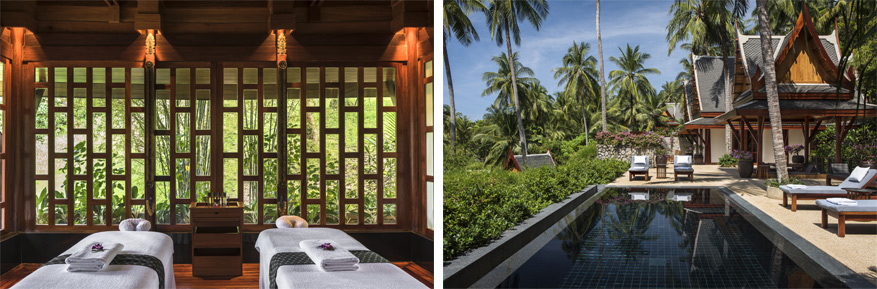 Het luxueuze resort Amanpuri in Phuket. © Amanpuri Phuket