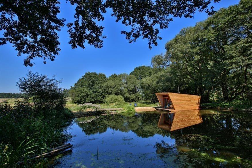 5 x luxueus kamperen in Tsjechië