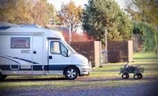 Vechtdal eerste camperplaats in Nederland met wellness
