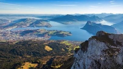 Helden en pelgrims wijzen de weg in het hart van Zwitserland