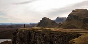Lopen tussen de reuzen op het magische Isle of Skye