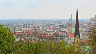 Wandelen langs welvarend erfgoed in Bielefeld